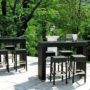 Mobili ed arredo da giardino ed esterno di alta qualità