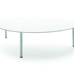 Tavolino Island-B white